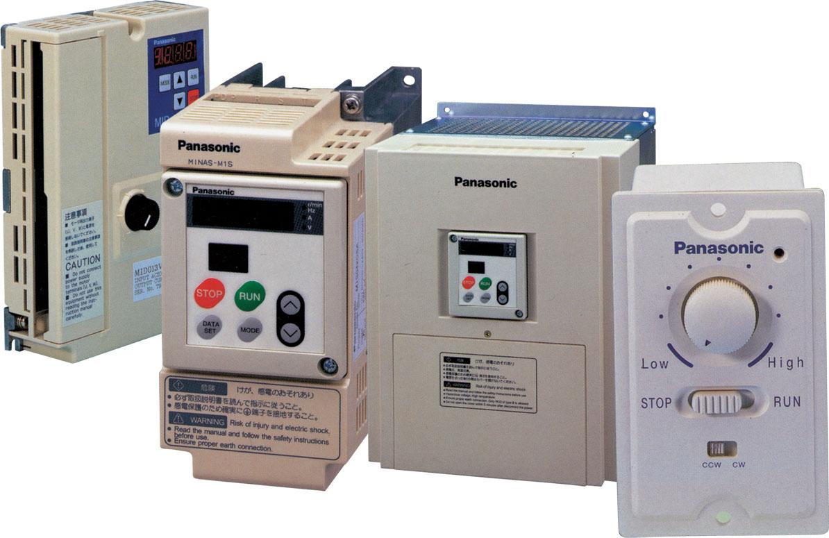 Biến tần Panasonic